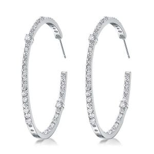 Women's Earrings Hoops