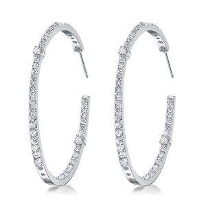Women's Earrings Hoops