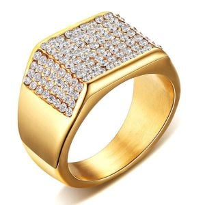 Wedding Band For Him