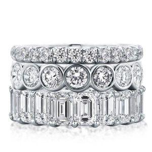 wedding ring band sets