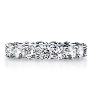 Anniversary Wedding Bands For Her