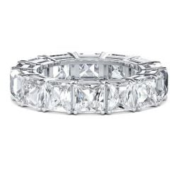 Eternity Created White Wedding Band (8.82 CT. TW.)