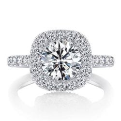 Buy Halo Engagement Ring