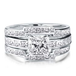 Affordable wedding ring sets