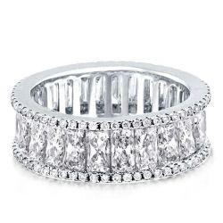 Round Wedding Band Ring