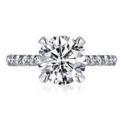 4 Prong Engagement Ring