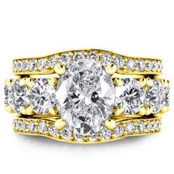 Women's Engagement And Wedding Rings