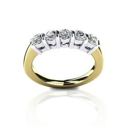 Diamond Wedding Bands For Her