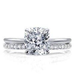Promise Ring And Engagement Ring Set