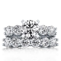 Engagement And Eternity Ring Sets