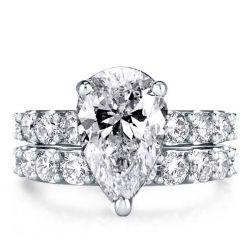 Pear Bridal Set