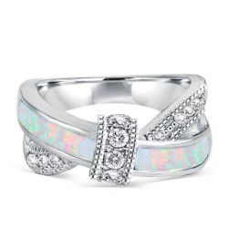 Women's Diamond Band