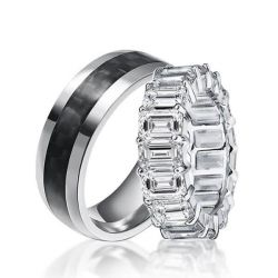 Anniversary Rings For Coupless