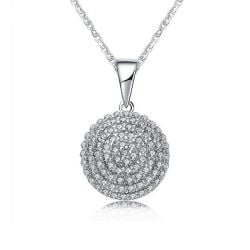 Micro-pave Necklace