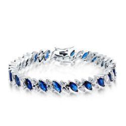 Marquise Tennis Bracelet