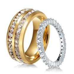 Golden Couple Rings