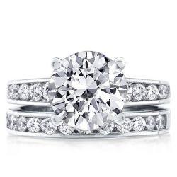 Channel Bridal Set