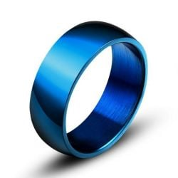 Men's Titanium Band Rings