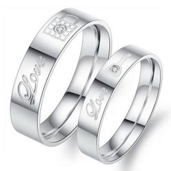 Couple Ring Jewelry