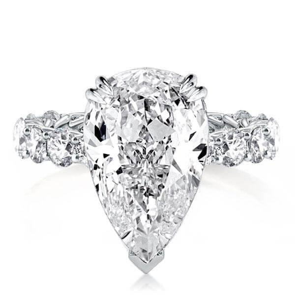 Tips For Buying An Pear Engagement Ring