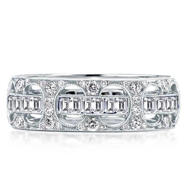 What Is The Difference Between Asscher Cut And Princess Cut?