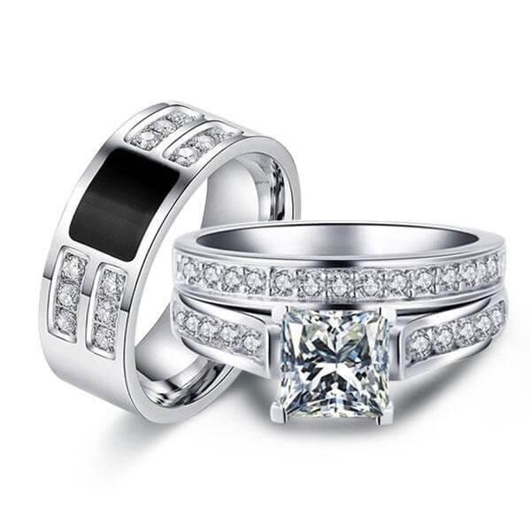 WHAT IS THE WEDDING RING SETS? ALL YOU NEED TO KNOW