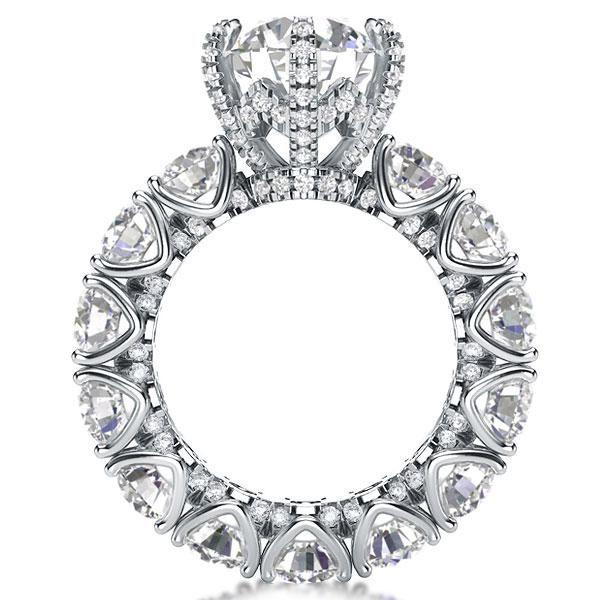 What Are Art Deco Wedding Rings?