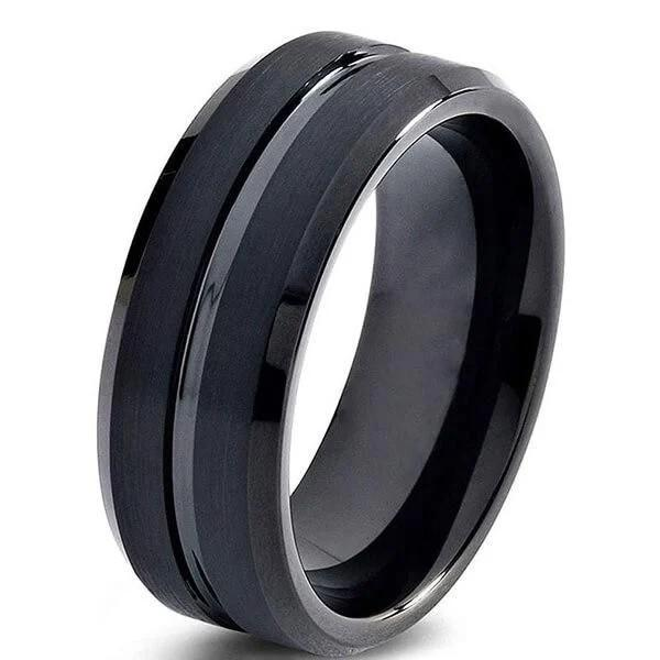 Why are mens tungsten rings so popular?