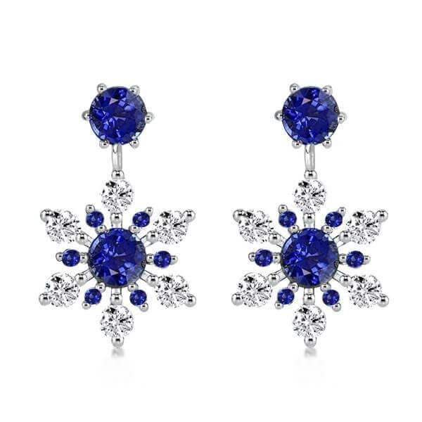 SOMETHING BLUE! SAPPHIRE JEWELRY FOR WOMEN'S FASHION JEWELRY
