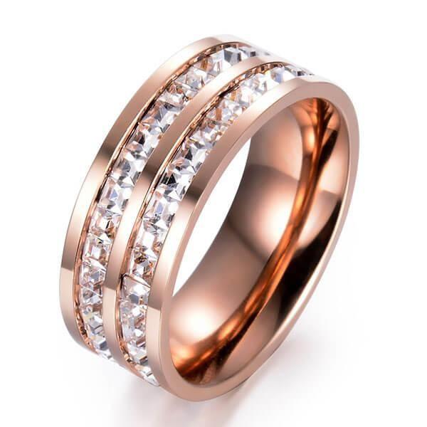 Men's Wedding Ring, Yellow, White Or Rose?