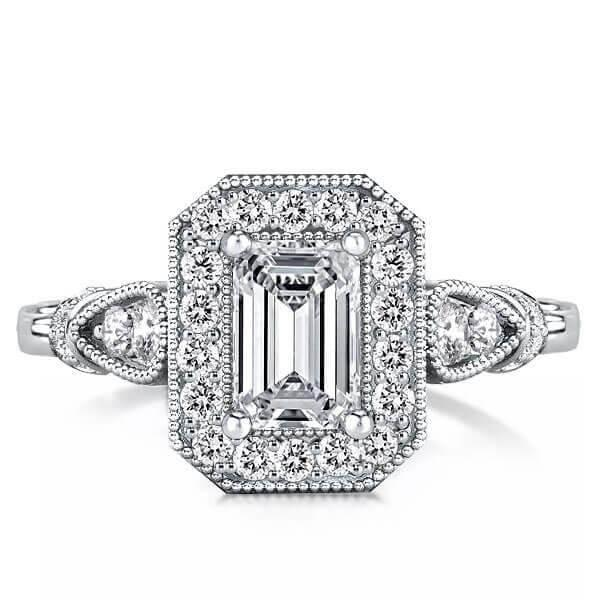 Emerald Engagement Rings for the Alternative Bride