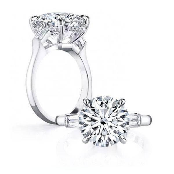 You Will Choose A Princess Cut or Round Cut Ring?