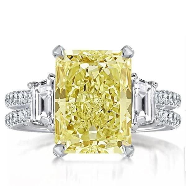 Why Choose A Radiant Cut Ring For Wedding Rings?