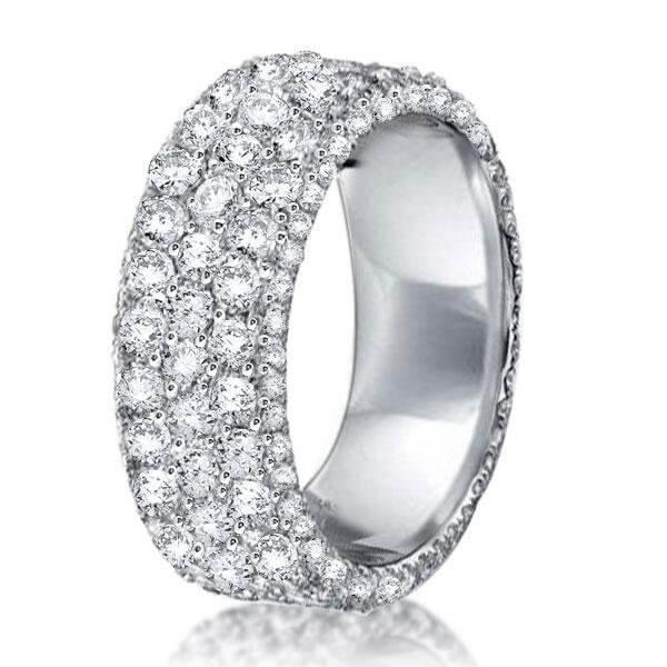 Latest And Attractive Trend For Women's Wedding Bands