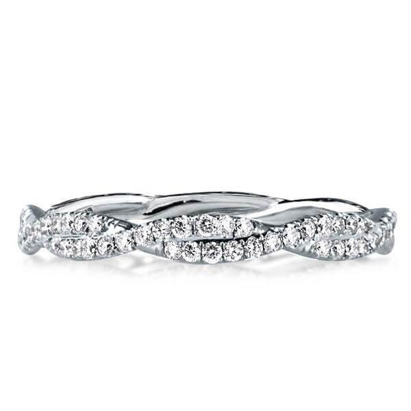 Unique Wedding Bands That Make a Statement on Their Own