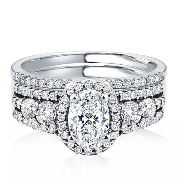 How to Create Her Dream Unique Wedding Rings Sets