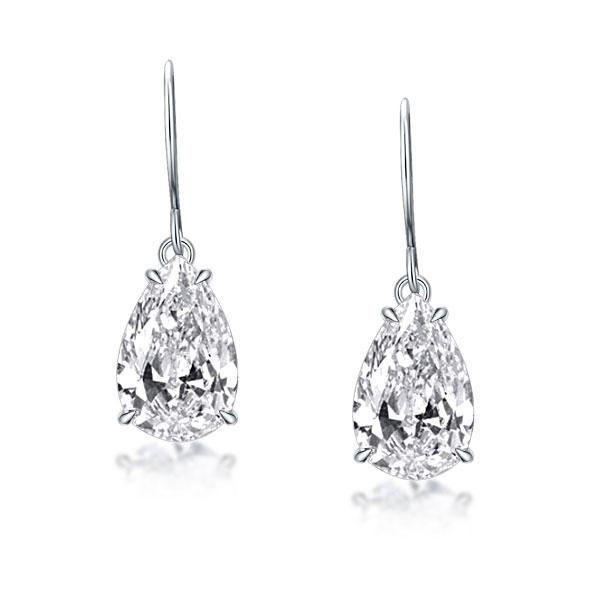 How to Choose Pear Earrings?