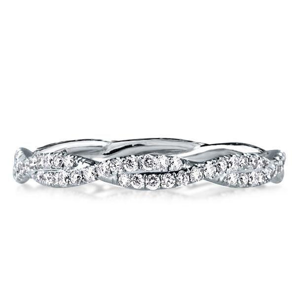Why Choose Sterling Silver Eternity Band?