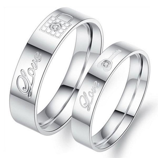 Couple Rings Worth Collecting-Promise Rings For Him And Her
