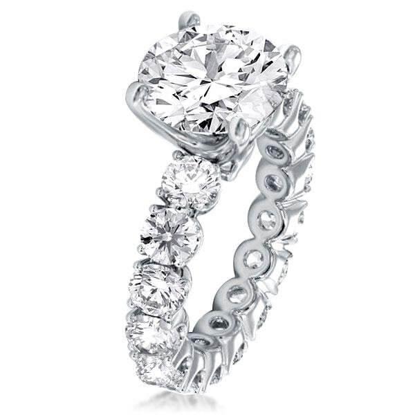 Simple Engagement Rings