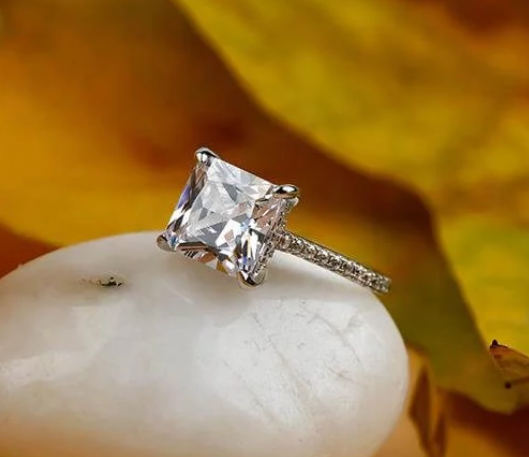 Princess Cut Engagement Rings everything you need to know