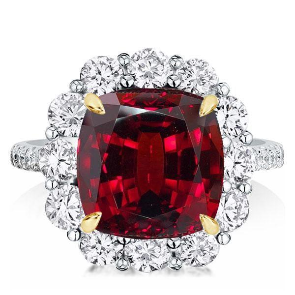 New Trend in 2020- Colored Stone Engagement Rings