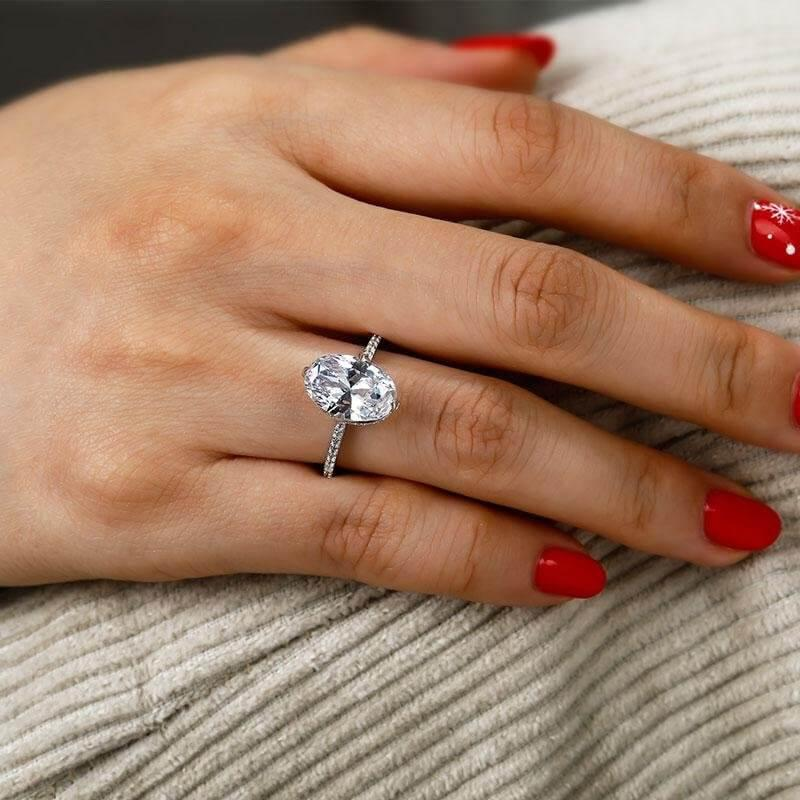 Silver engagement rings that are really special