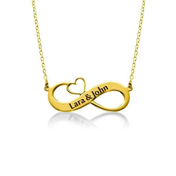 The Best Gift - Infinity Necklace