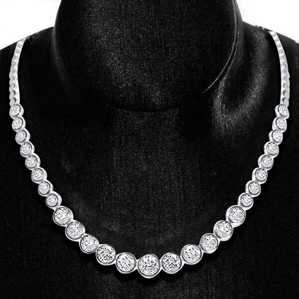 How To Choose A Engagement Necklace?