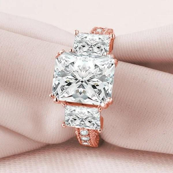 What Things To Consider When Buying Rose Gold Emerald Engagement Rings?