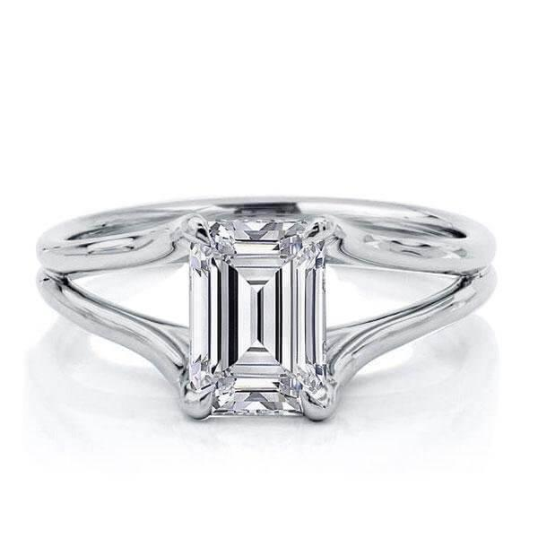 Shank Styles – Everything You Need to Know About Engagement Ring Settings