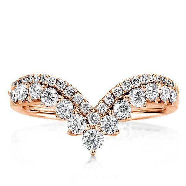 8 Vintage Rose Gold Wedding Rings Worth Collecting