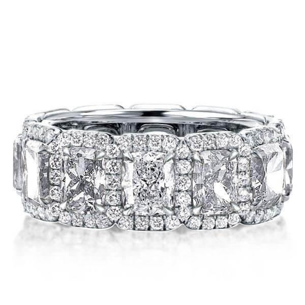 What Is a Cushion Halo Ring? Is It The Same As a Cushion Cut Ring?