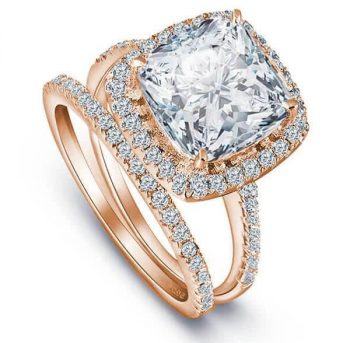 Something You Got to Know About Cushion Engagement Ring